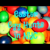 Things to do with kids: Easter Egg Hunts for Kids in New York City 2014