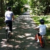 Things to do with kids: Five Picks for Kid-Friendly Biking Trails