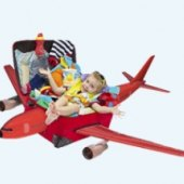 Things to do with kids: Flying with Kids? How about an In-Flight Nanny?
