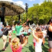 Things to do with kids: Free Outdoor Summer Music Festivals & Concerts in NYC: Best Bets for Families
