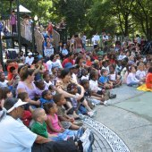 Things to do with kids: Free Summer Story Times for Boston Kids (and their worn-out parents)