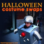 Things to do with kids: Halloween Costume Swaps for Kids: Where to Find Free, New-to-you Costumes