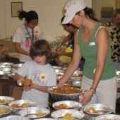 Things to do with kids: Holiday Volunteering with Children in LA