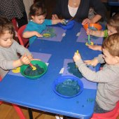 Things to do with kids: Kids at Work: Toddler and Preschooler Classes in Chelsea