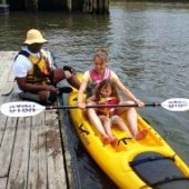 Things to do with kids: Free Kayaking with NYC Kids: Places to Kayak and Tips for Families