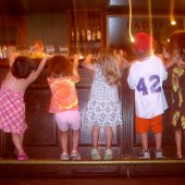 Things to do with kids: The Best Family-Friendly Bars in New York City