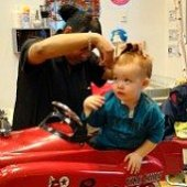 Things to do with kids: Kids Haircuts: Hair Salons for Boys and Girls in Manhattan