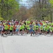 Things to do with kids: Marathon Inspired: 8 Family-Friendly Spring Races in Massachusetts