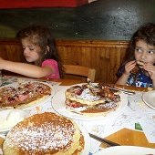 Things to do with kids: Best Pancake Houses for New Jersey Families