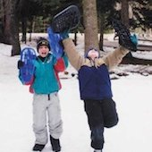 Things to do with kids: Places to Snowshoe and Cross Country Ski in Litchfield County, CT