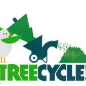 Things to do with kids: Recycle Your Christmas Tree: MulchFest NYC 2014