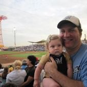 Things to do with kids: My Awesome Day: Batter Up!  Checking out a Brooklyn Cyclones game on Coney Island