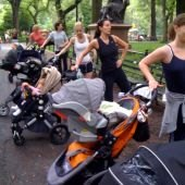 Things to do with kids: Stroller Workouts That Can Work for You and Your Child in New York City