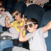 Things to do with kids: 5 Unique Movie Theater Birthday Parties for Kids In and Around Boston