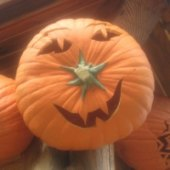 Things to do with kids: The Haunted Pumpkin Garden at the New York Botanical Garden: Halloween Fun for Kids