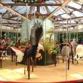 Things to do with kids: Family Daycation at the Staten Island Zoo: A Brand-new Carousel, a Petting Zoo & Great Educational Programs for Kids