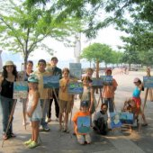 Things to do with kids: Incredible Summer Art Camps for NYC Kids