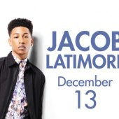 Jacob Latimore Performs at iPlay America