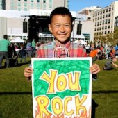 Things to do with kids: These Kids Really Do Rock: Boston Kids Who Are Making a Difference