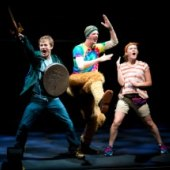 Things to do with kids: The Lightning Thief Musical: A Free & Funny Family Show (Even if You Don't Know the Book)
