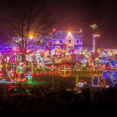 Things to do with kids: The Top Residential Holiday Light Displays in the Philadelphia Area