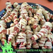 Things to do with kids: Frighteningly Easy Halloween Party Snack Ideas