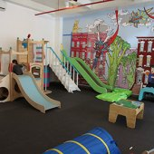 Things to do with kids: PLAY in Greenpoint: The Drop-in Brooklyn Play Space Gets an Overhaul