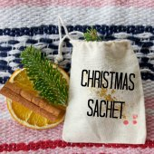 Things to do with kids: Kids Craft: Make Easy Christmas Tree Sachets
