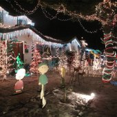 Things to do with kids: Christmas Lights Around Mommy Poppins Cities: Holiday Eye Candy!