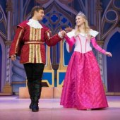 Things to do with kids: Sleeping Beauty and Her Winter Knight: Parent Review of the Pasadena Panto
