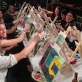 Things to do with kids: Paint and Sip (Fairfield County)