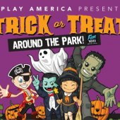 Trick or Treat Around the Park