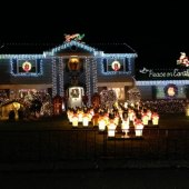 Things to do with kids: Spectacular Holiday Lights in Westchester: Three Must-See Holiday Displays Within an Hour of NYC