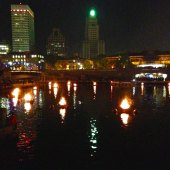 Things to do with kids: WaterFire: Tips for Taking the Kids to an Amazing Outdoor Art Experience in Providence