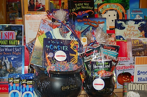 Virtual Halloween Party Enter To Win A Spooky Gift Basket From