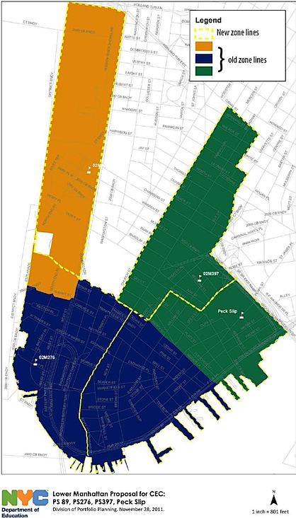 Lower Manhattan School Zone Map 2012.png