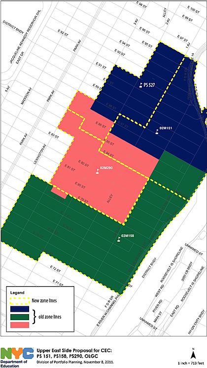 Upper East Side School Zones Map 2012.png