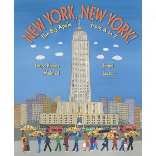10 Great New York City Picture Books | Mommy Poppins - Things To Do with Kids