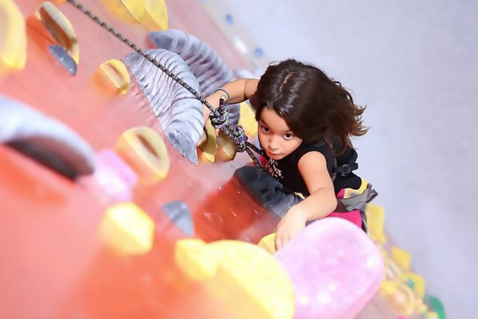 12 Rock Climbing Walls For Kids In New York City