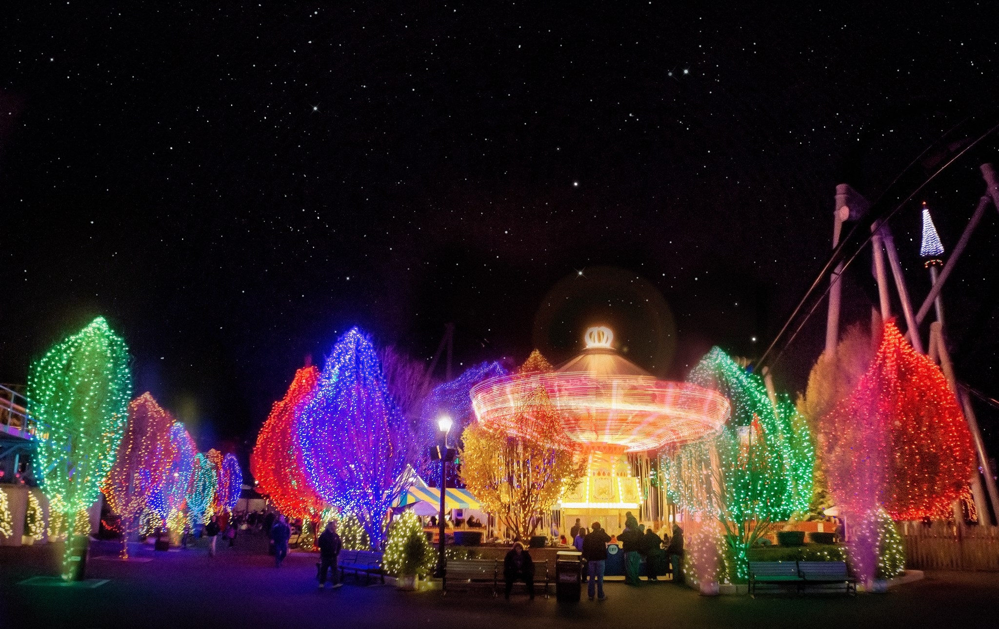 christmas candylane mommypoppins things to do in philadelphia with kids - Christmas Candylane