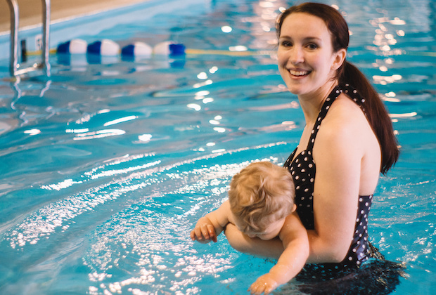 Indoor pools with drop in family swim times in boston - Wetherby swimming pool swim times ...