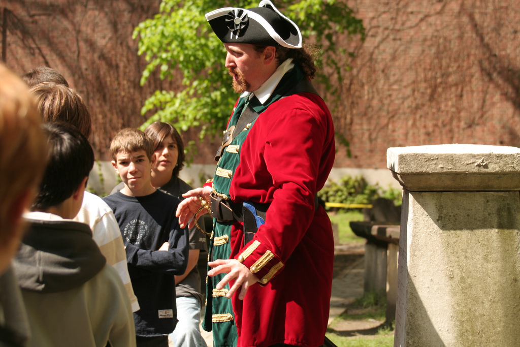 15 Coolest Spots for Kids on the Freedom Trail