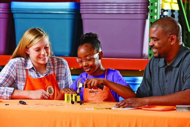 Home Depot Kids Workshops | MommyPoppins - Things to do in Los