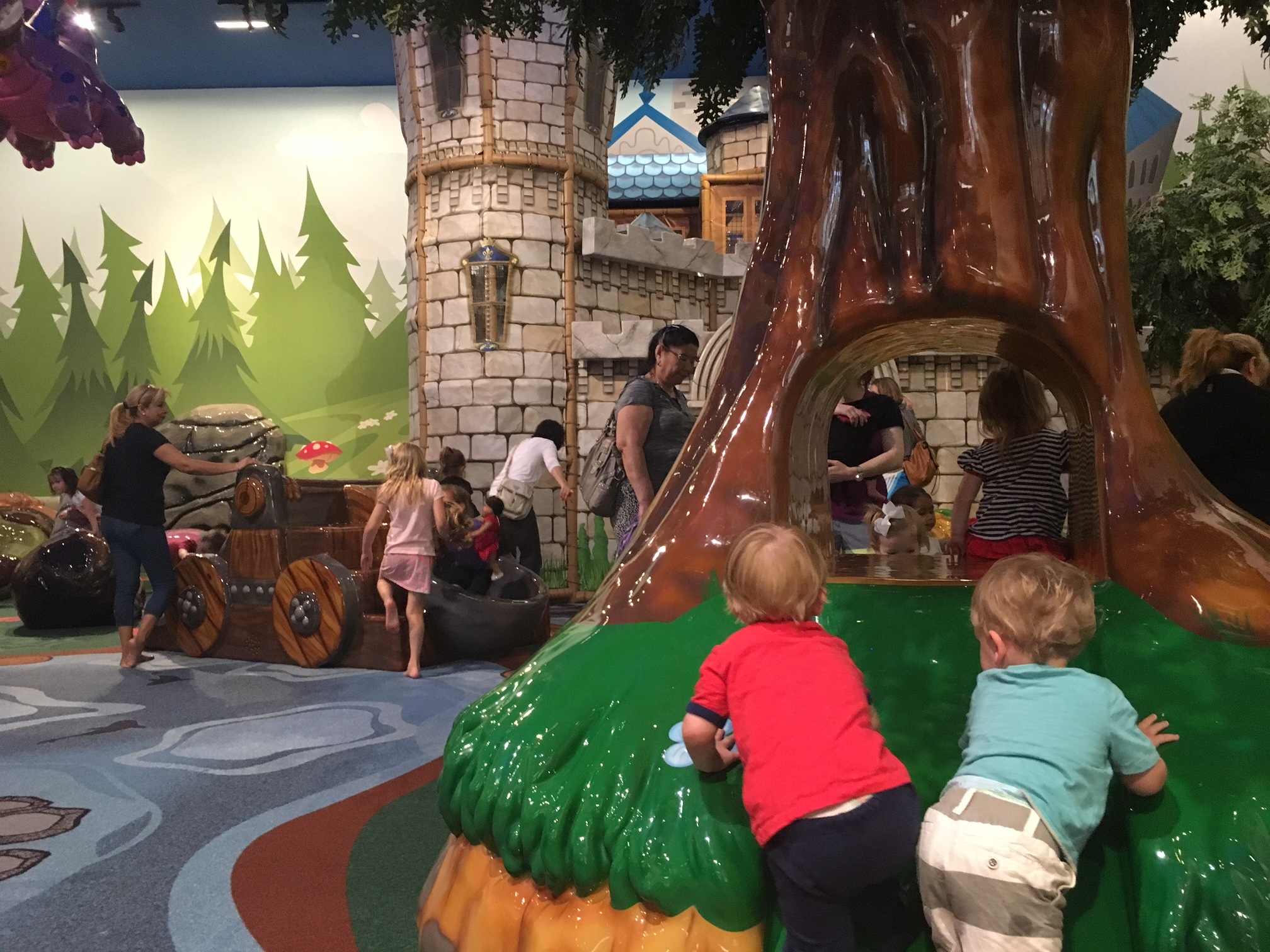 Fun Indoor Play Spaces in Houston | MommyPoppins - Things to do in ...