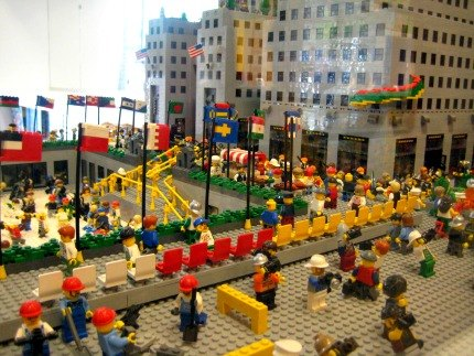 Lego store in rockefeller center must see new york city for Must see nyc attractions