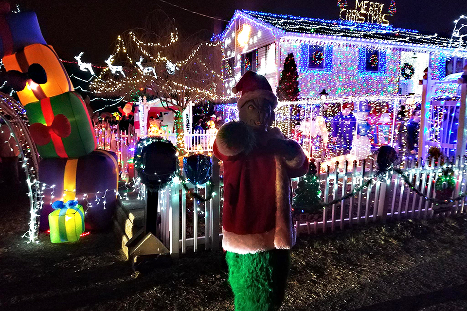 Best and Brightest Christmas Light Displays in New Jersey ...