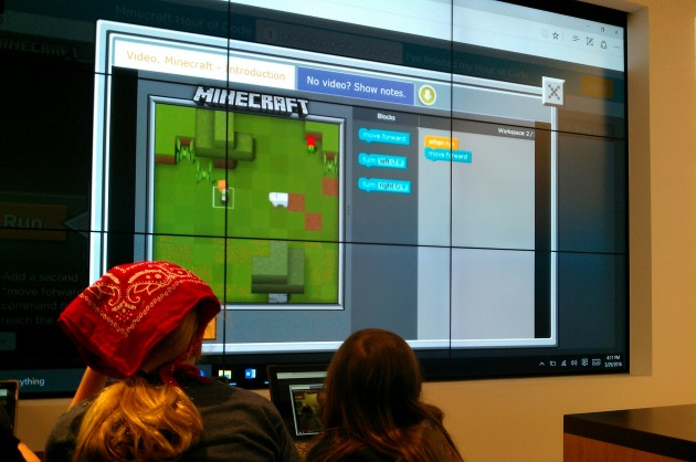 Minecraft Hour Of Code Mommypoppins Things To Do In Los Angeles