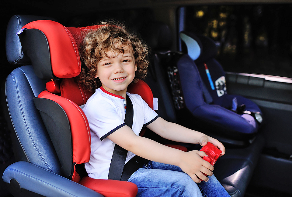 Family-Friendly Car Services with Car Seats in New Jersey