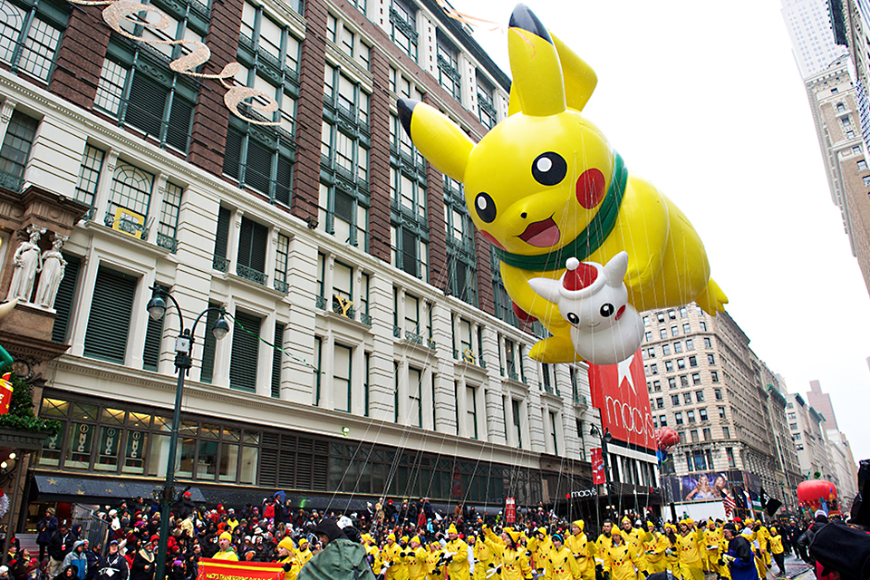Macy's Thanksgiving Day Parade 2018: Where to Watch, What ...