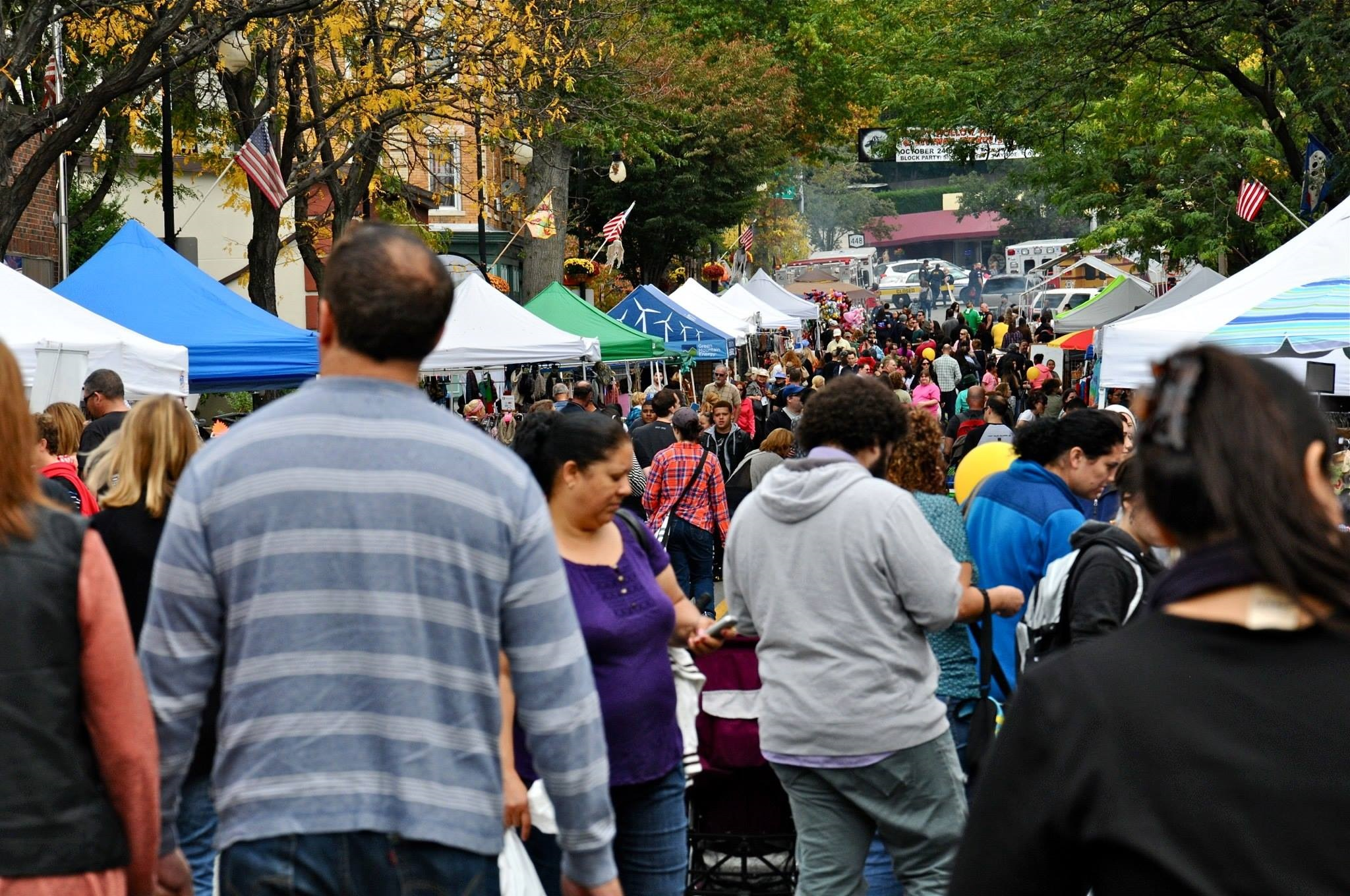 sleepy hollow street fair | mommypoppins - things to do in